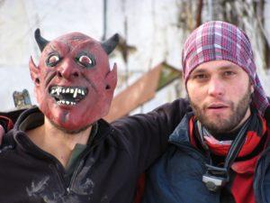 Satanachia e il suo alter ego